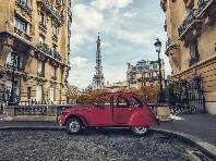 Na skok do Paříže - autobusem