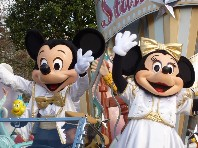 Paříž a Disneyland - Disneyland