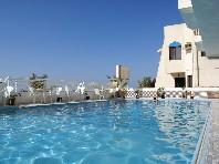 Hotel Beach Resort Salalah - v lednu