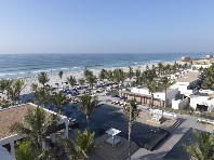Hotel Al Baleed Resort Salalah by Anantara - v únoru