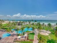 Hotel Crowne Plaza Resort Salalah - v lednu