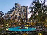 Hilton Hua Hin Resort & Spa Hotel Snídaně