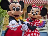 Valentýn v Paříži s návštěvou Disneylandu - disneyland