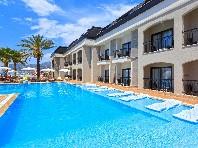 Alaaddin Beach Hotel Polopenze