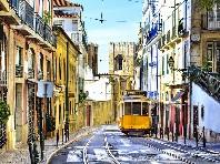 To nejlepší z Lisabonu + oslavy Sv. Jana v Portu - v červnu