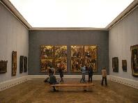 Berlínská výstava - pozdní gotika - levně