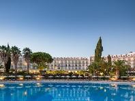 Penina Hotel & Golf Resort - v prosinci