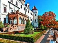 Zámek Konopiště a park v Průhonicích - Zájezdy