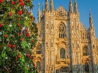 Milano - adventní víkend v Itálii - Zimní dovolená