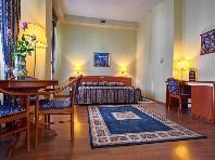 Hotel Dostoevsky Snídaně