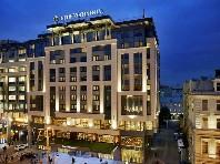 Hotel Intercontinental Moscow - Tverskaya Snídaně