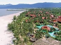 Hotel Meritus Pelangi Beach Resort Snídaně