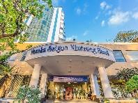 Hotel Yasaka Saigon Snídaně