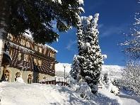 Alpský Hotel  - Krkonoše v listopadu