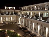 Hotel Royal Palace Snídaně
