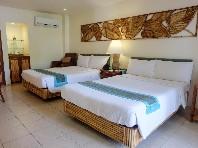Hotel Bluewater Maribago Beach Resort Snídaně first minute