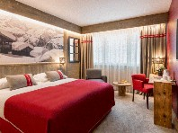 Hotel Edelweiss Manotel Snídaně