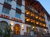 Park Hotel Faloria - Dolomity Superski 2021/2022 | Dovolená Dolomity Superski 2021/2022