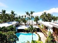Red Coconut Beach Hotel Snídaně super last minute