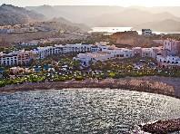 Shangrila Barr Al Jissah Resort Al Bandar Hotel Snídaně