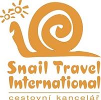 Cestovní kancelář Snail Travel - logo