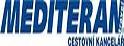 Cestovní kancelář Mediteran travel - logo