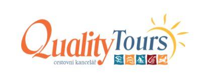 Cestovní kancelář Quality Tours - logo
