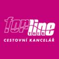 Cestovní kancelář Forline - logo