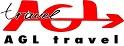 Cestovní kancelář AGL travel - logo