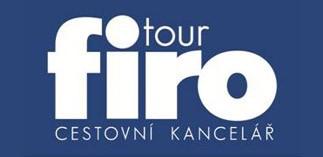 Cestovní kancelář Firo-tour - logo
