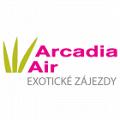 Cestovní kancelář Arcadia Air - logo