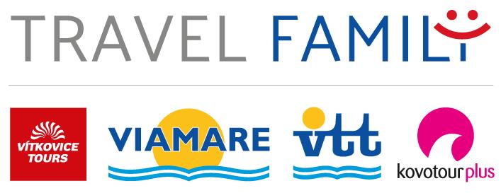 Cestovní kancelář Viamare - logo