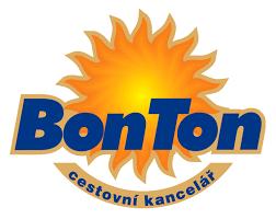 Cestovní kancelář BonTon - logo