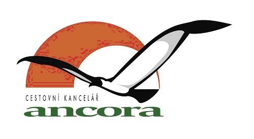 Cestovní kancelář Ancora - logo