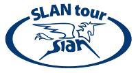 Cestovní kancelář Slan tour - logo