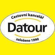 Cestovní kancelář Datour - logo