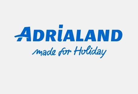 Cestovní kancelář Adrialand - logo