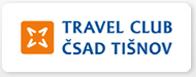 Cestovní kancelář ČSAD Tišnov - logo
