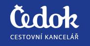 Cestovní kancelář Čedok - logo