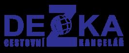 Cestovní kancelář Dezka - logo