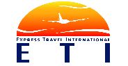 Cestovní kancelář ETI - logo