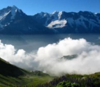 Švýcarsko - Alpský okruh