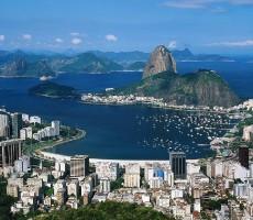Rio De Janeiro a vodopády Iguacú
