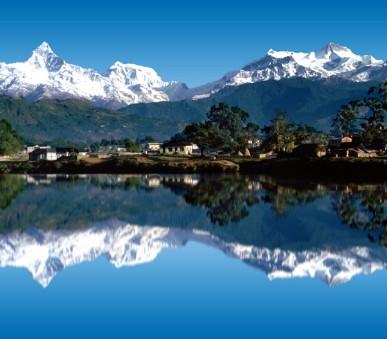 Nepál a trek v Himalájích (expedice) (hlavní fotografie)