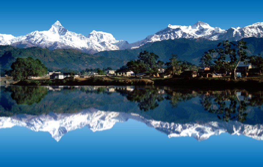 Nepál a trek v Himalájích (expedice) (fotografie 1)