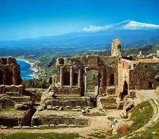 Sicílie - ostrov slunce s bohatou historií