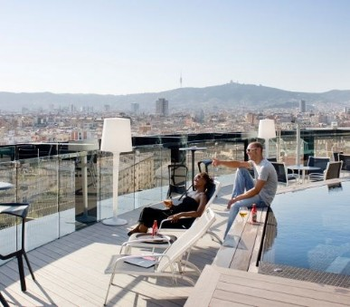 Hotel Barcelo Raval