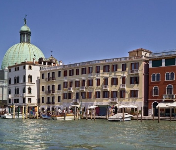 Hotel Carlton on the Grand Canal (fotografie 2)