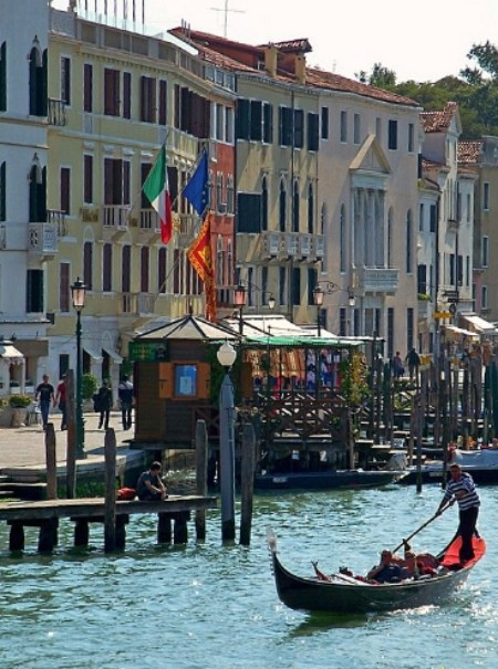 Hotel Carlton on the Grand Canal (fotografie 4)