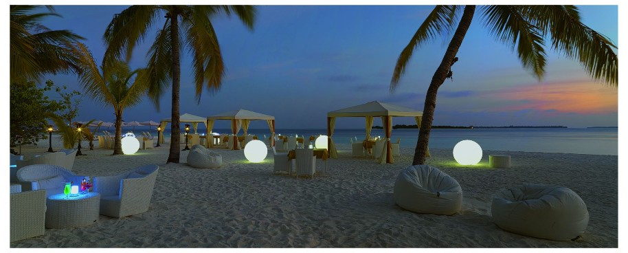 Hotel Kihaa Maldives (fotografie 4)